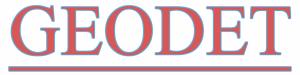 GEODET – parcelacija, ureditev meje, geodetski načrt, geodetski posnetek, pridobitev hišne številke, evidentiranje stavbe, Kranj Logo