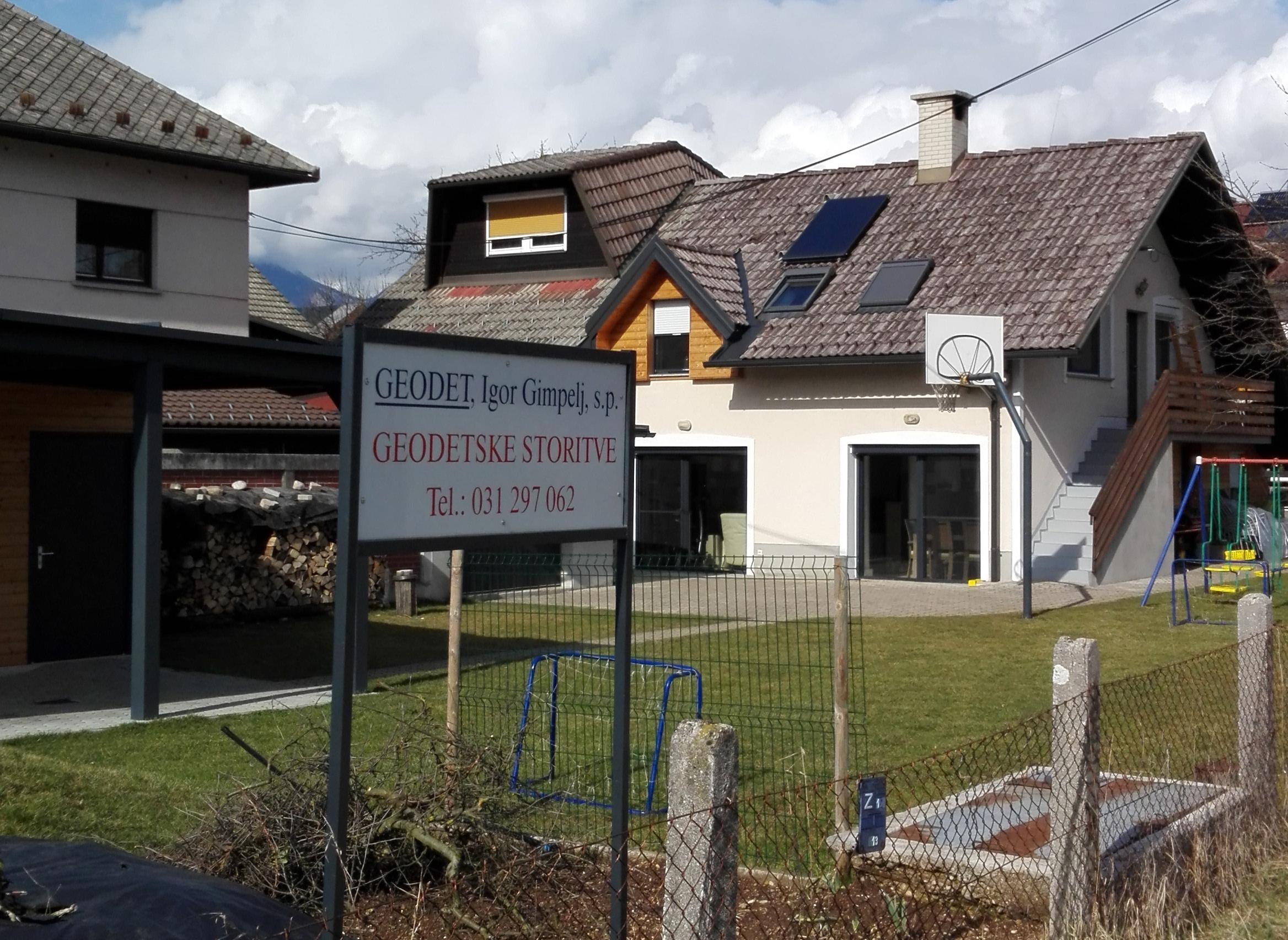 GEODET - Geodetske storitve, parcelacija, geodetski posnetek, cena, Kranj 003