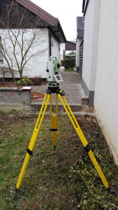 geodet Kranj, izravnava meje, zakoličenje objekta, geodetske storitve, etažiranje 003